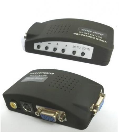 Συνδέστε VGA σε RCA ροβέλι με 2016